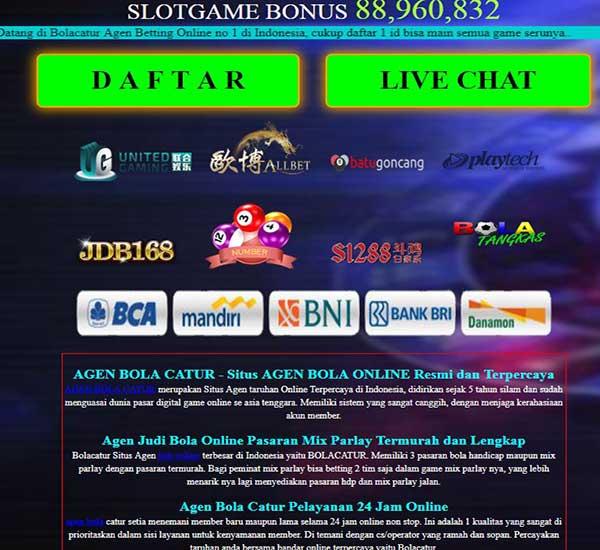 Situs Bola Parlay Online Terpercaya - Agen Judi Parlay 2 ...