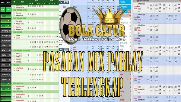 Daftar Mix Parlay Online